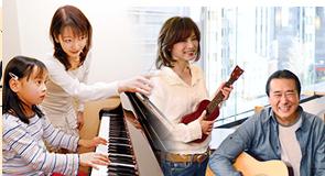 音教楽器店オリジナルレッスンイメージ
